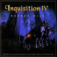 Inquisition 4 by Rebbee Hill CD
