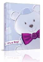 It's a Boy Baby Record Book [Hardcover]