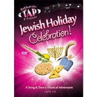 Rebbetzin Tap & Friends Jewish Holiday Celebration! DVD