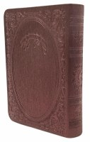 "Siddur Kaftor Veferach Burgundy Faux Leather with Flexible Cover Pocket Size 4"" x 5.5"" Sefard [Paperback]"
