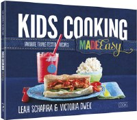 Kids Cooking Made Easy [Paperback]