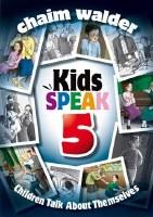 Kids Speak Volume 5 [Hardcover]