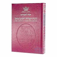 Kinnos: Tishah B'av Service - Pocket Size Ashkenaz [Paperback]