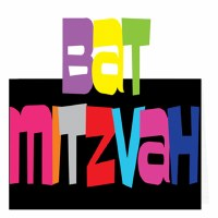 Card Bat Mitzvah KJ605