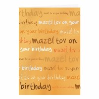 Card Birthday KJ706