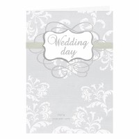 Greeting Card Wedding Hand Made Wedding Day