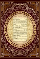 The Bond Ketubah