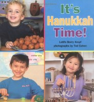 It's Hanukkah Time! [Paperback]