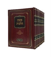 Kovetz Halachos 7 Volume Set [Hardcover]