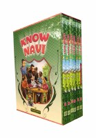 Know Navi 6 Volume Slipcased Set [Hardcover]