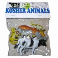 Kosher Animals Model Play Set