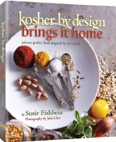 Kosher By Design Brings It Home Cookbook [Hardcover]