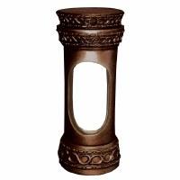Kosher Lamp Regency Brass