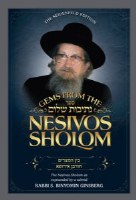 Gems from the Nesivos Shalom: Bein Hameitzarim and Churban Europe [Hardcover]