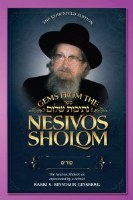 Gems from the Nesivos Shalom on Purim [Hardcover]