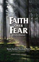 Faith Over Fear [Hardcover]