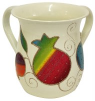 Lilly Art Wash Cup Stainless Rainbow