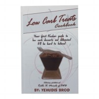 Low Carb Treats Cookbook [Hardcover]