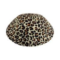iKippah Leopard Brown Size 3