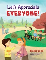 Let's Appreciate Everyone! [Hardcover]