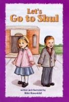 Let's go to Shul [Hardcover]