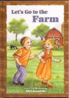 Let's Go To The Farm [Hardcover]