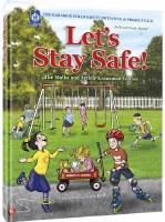 Let's Stay Safe! [Paperback]