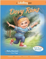 Dovy Runs Lite Boy Volume 1 and Music CD [Hardcover]