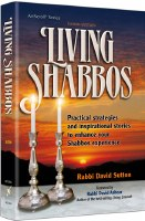 Living Shabbos [Hardcover]