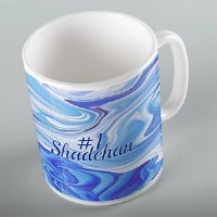 #1 Shadchan Mug Ceramic 11 oz