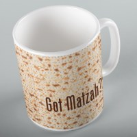 Pesach Mug Got Matzah? 15 0z