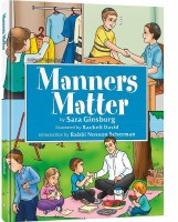 Manners Matter [Hardcover]