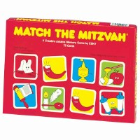 Match the Mitzvah Memory Game