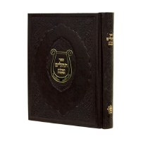 Tehillim Tefillos Ubakashos Hebrew Medium Size [Hardcover]