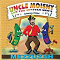 Uncle Moishy Mezzuzah CD