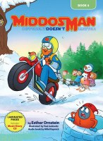 Middos Man Volume 4 Different Doesn't Matter [Book & Read-Along CD]