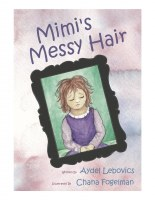 Mimi's Messy Hair [Hardcover]