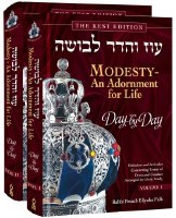 Modesty: An Adornment for Life: Day by Day 2 Volume Set [Hardcover]