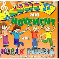 Music and Movement with Morah Music CD