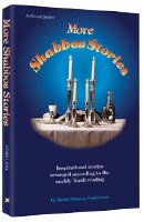 More Shabbos Stories [Hardcover]