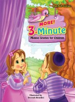 More! 3-Minute Middos Stories for Children [Hardcover]