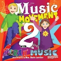 Music and Movement with Morah Music Volume 2 CD