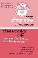 Five Megilloth II: Lamentations (Eichah), Ecclesiastes (Koheles) [Hardcover]