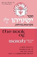 Isaiah II (Yeshayahu Beis) [Hardcover]