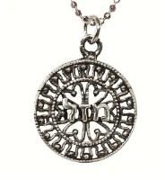 Silver Mazal Coin #NDN5216-300