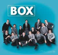 Out of the Box Maccabeats CD