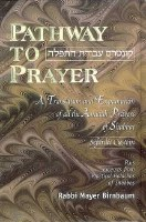 Pathway to Prayer: Shabbos Amidah Sephardic Custom [Hardcover]