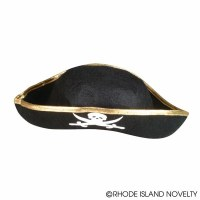 Pirate Hat Youth Size 1 piece Purim Costume Accessory