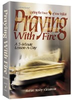 Praying with Fire - Pocket Size [Hardcover]