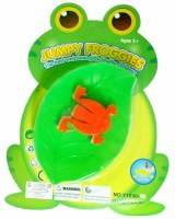 Jumpy Froggies Pesach Novelty Toy